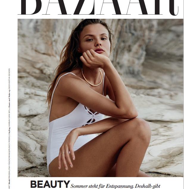 Harpers Bazar Germany - Broochini